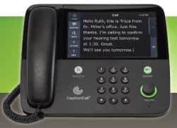 CaptionCall Phone & Captioning Service